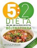 5:2 diéta böjtnapokra