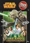 Star Wars - Az Erő legyen veled! + 50 matrica