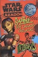 Star Wars - Lázadók - Sabine, egy lázadó vázlatai