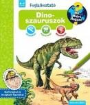 Dinoszauruszok - Mit? Miért? Hogyan? Foglalkoztató 1.