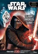 Star Wars - Feladat: ragaszd újra! + több mint 230 újrafelhasználható matrica