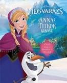 Anna: titkok könyve - Disney Jégvarázs