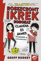Claudia és James kiássák a csatabárdot - Rosszcsont ikrek 1.