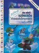 Az első színezős mesekönyvem matricákkal - Disney Jégvarázs - Északi fény