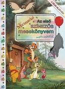 Az első színezős mesekönyvem matricákkal - Disney Micimackó
