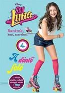 A döntő felé - Barátok, kori, szerelem 4. - Disney Soy Luna