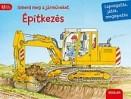 Építkezés - Ismerd meg a járműveket 1.