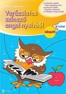 """Varázslatos színező angol nyelvből - Előkészítő """"A"""" kötet"""
