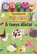 A tanya állatai - Tanuljunk rajzolni!