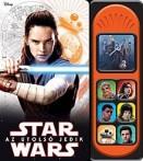 Star Wars - Az utolsó Jedik - Hangmodulos könyv
