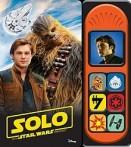 Star Wars - Solo - Hangmodulos könyv