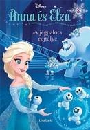 A jégpalota rejtélye - Disney Anna és Elza 8.