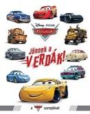 Jönnek a Verdák! - Disney Pixar Verdák 3.
