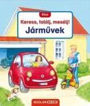 Járművek - Keress, találj, mesélj! Mini 1.