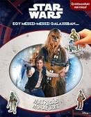 Matricás mókafüzet - Egy messzi-messzi galaxisban... - Star Wars