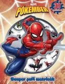 Marvel Pókember - Szuper pufi matricák