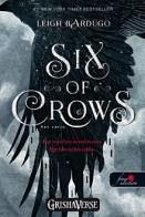 Six of Crows - Hat varjú (F. S.)