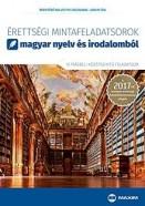 Érettségi mintafeladatsorok magyar nyelv és irodalomból 2017 - 12 írásbeli középszintű feladatsor