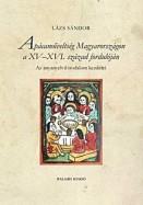 Apácaműveltség Magyarországon a XV-XVI. század fordulóján