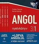 Angol nyelvkönyv 1-3.; Angol nyelvtani összefoglaló - Lopva angolul