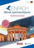 Einfach Német nyelvtanfolyam - Kezdő nyelvtanulóknak - 2 könyv + 3 CD