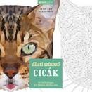 Cicák - Állati színező