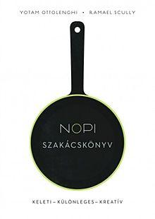 NOPI szakácskönyv