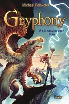 A sárkánylovagok átka - Gryphony 4.