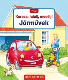 Járművek - Keress, találj, mesélj! Mini