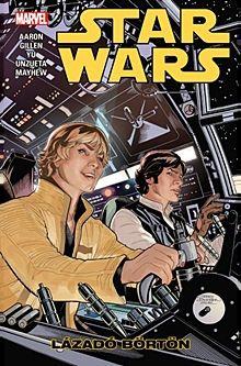 Lázadó börtön - MARVEL Star Wars 4. (képregény)