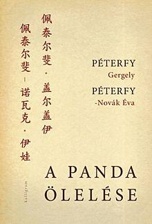 A panda ölelése